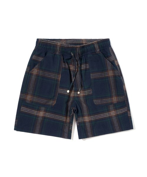 [파르티멘토] Plaid Check Half Pants
