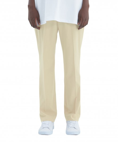 [에드] ADD STRAIGHT SLACKS BEIGE