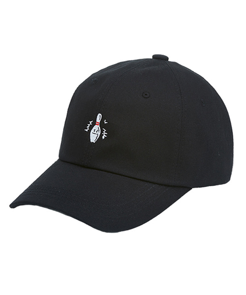[루오에스펙] Bowling pin cap (black)