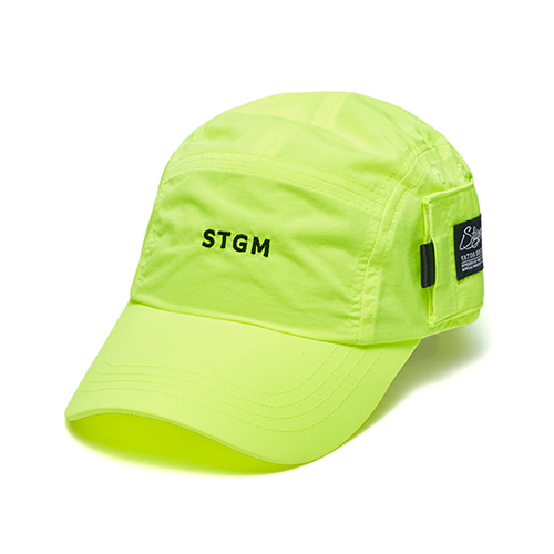 [스티그마]STIGMA STGM POCKET CAMP CAP NEON GREEN