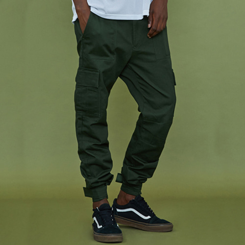 [엑스톤즈] XP12 Velcro Painter Pants (KHAKI)
