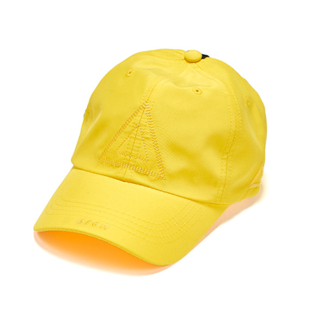 [스티그마]STIGMA WASHED TECH BASEBALL CAP YELLOW