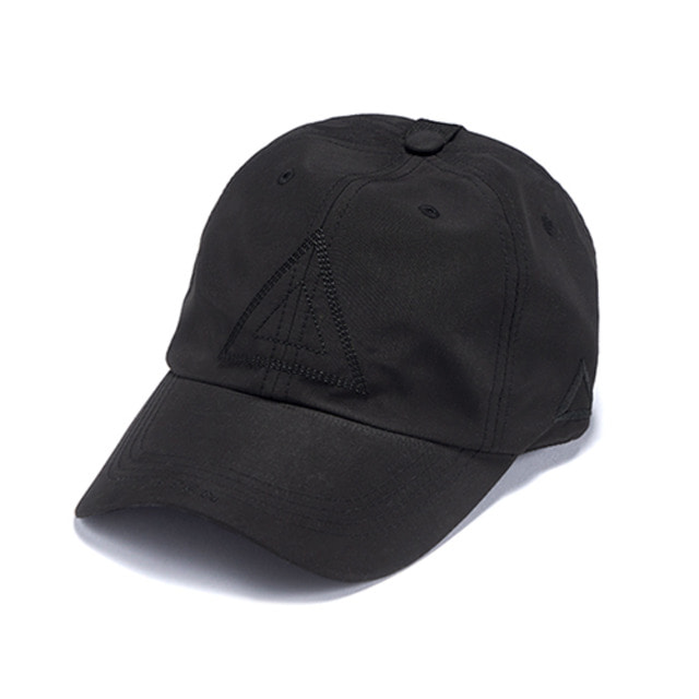 [스티그마]STIGMA WASHED TECH BASEBALL CAP BLACK