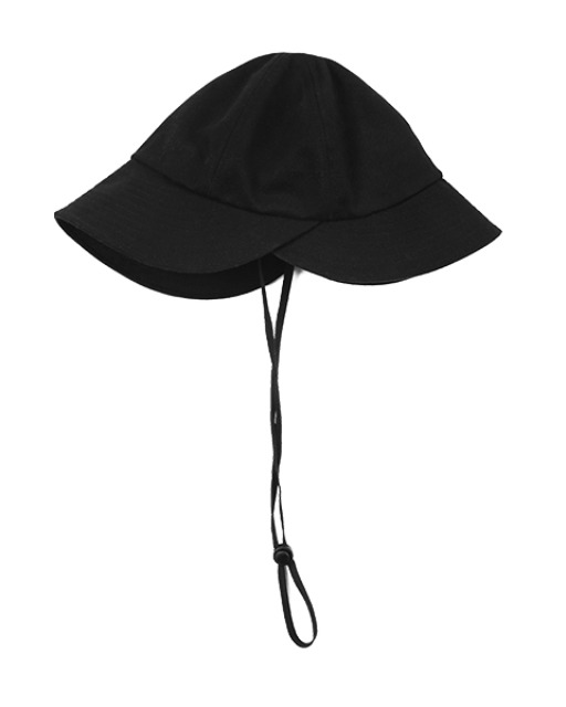 [피스메이커] EQUIPMENT BUCKET HAT (BLACK)