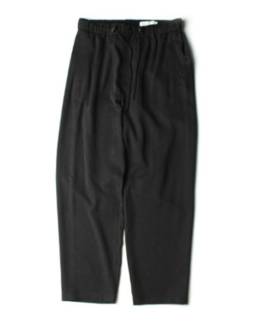[아워셀브스] TENCEL WIDE SLUMBER PANTS (Vintage charcoal)
