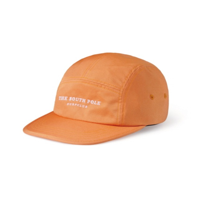 [라모랭][6월 3일 예약배송]  TSP Surf Club Camp Cap Light Orange