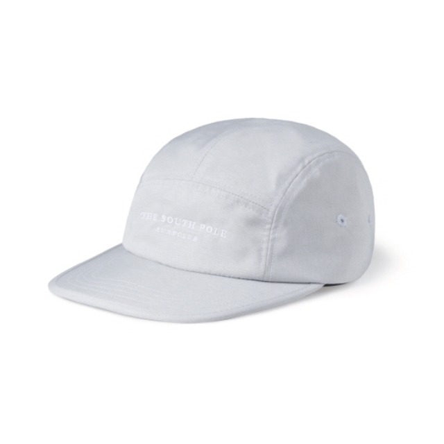 [라모랭] TSP Surf Club Camp Cap Silver