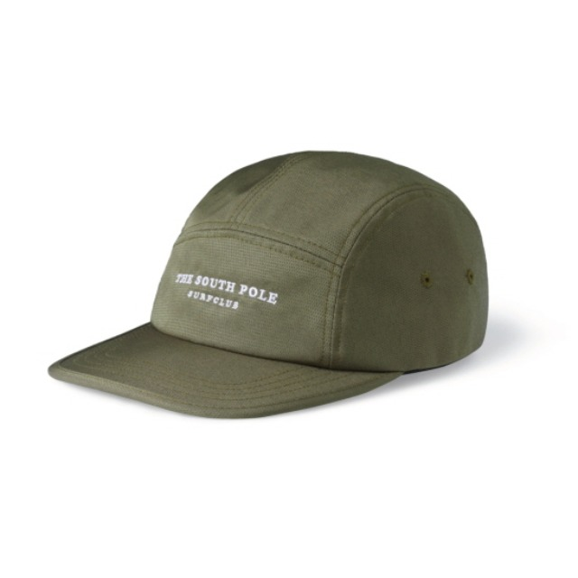 [라모랭] TSP Surf Club Camp Cap Dark Olive