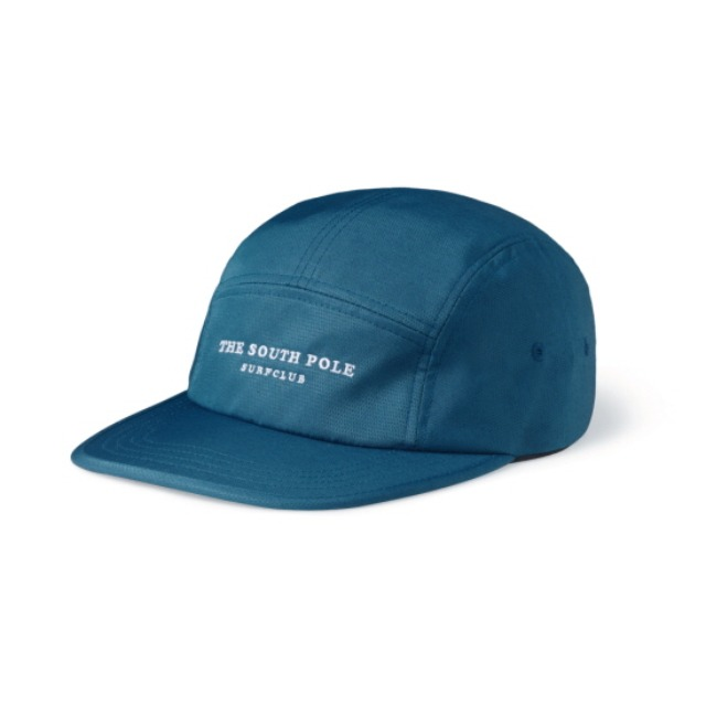 [라모랭][6월 3일 예약배송]  TSP Surf Club Camp Cap Deep Sea