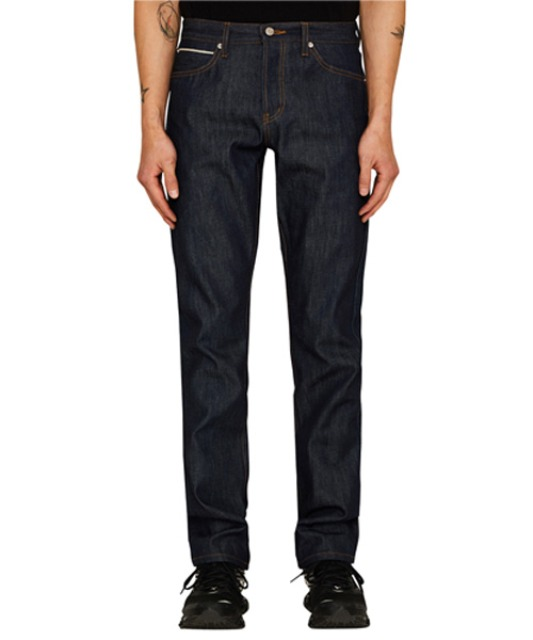 [랩101] JOHN RIGID BLUE SELVEDGE