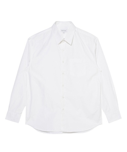 [스테디에브리웨어] Relaxed Daily Shirts (White)