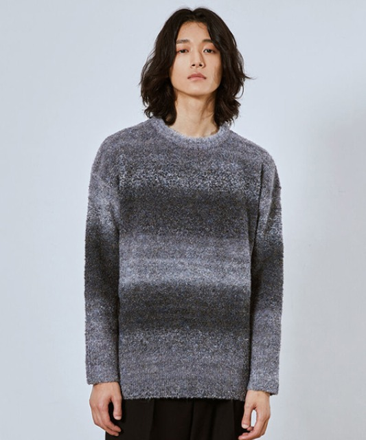 [밈더워드로브] MILKYWAY Alpaca Blended Oversized Knit