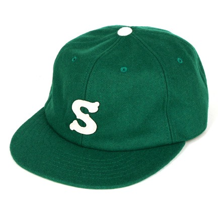 [스웰맙]Swellmob mad s wool ball cap -green-
