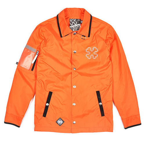 NSB 'Special team jacket' (orange)