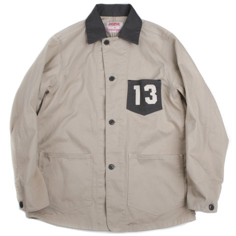 Swellmob engineer jacket -grey-