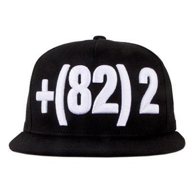 COUNTRY CODE SNAPBACK