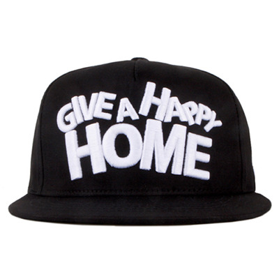 GIVE A HAPPY HOME SNAPBACK