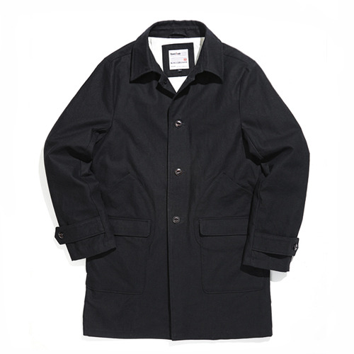 F201 SINGLE COAT (black)