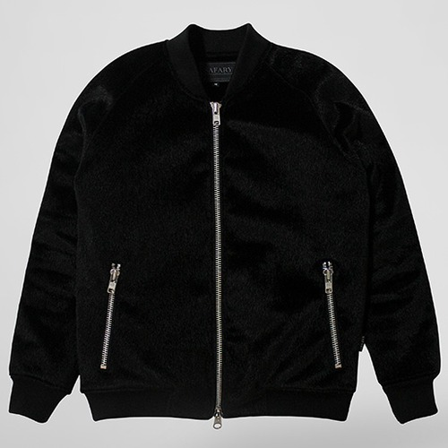[사파리]panther blouson jumper