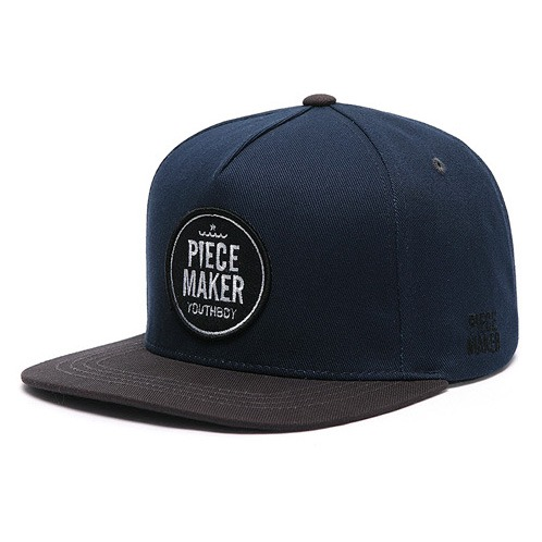 [피스메이커]YOUTHBOY 02 SNAPBACK (NAVY)
